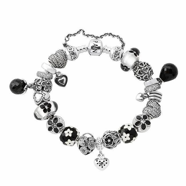 Pandora Black Tie Affair Bracelet