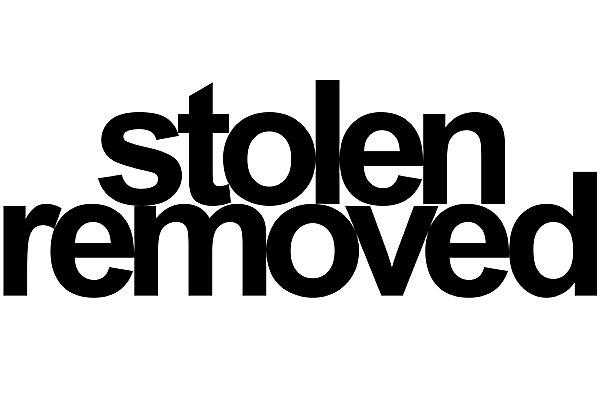 Vernon Ah Kee, stolen removed, 2006