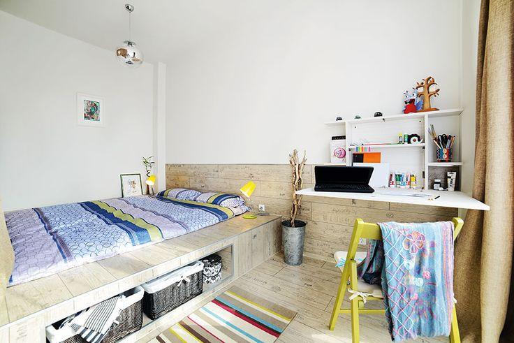 Garsonieră transformată în apartament cu două camere 3