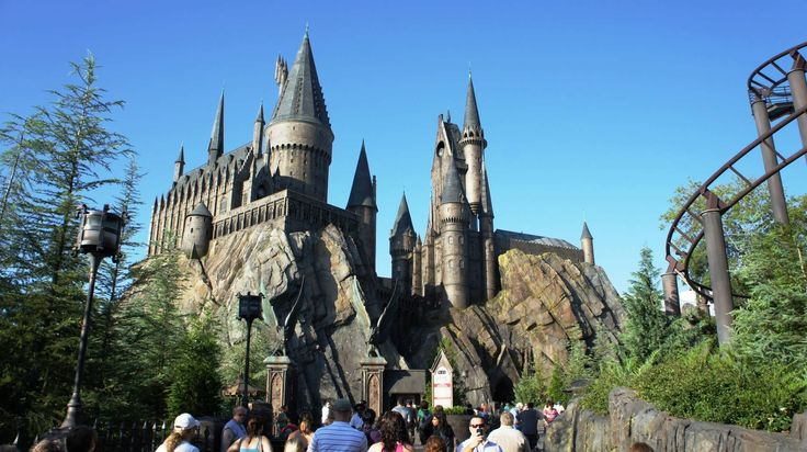 The very best way to experience Harry Potter and the Forbidden Journey