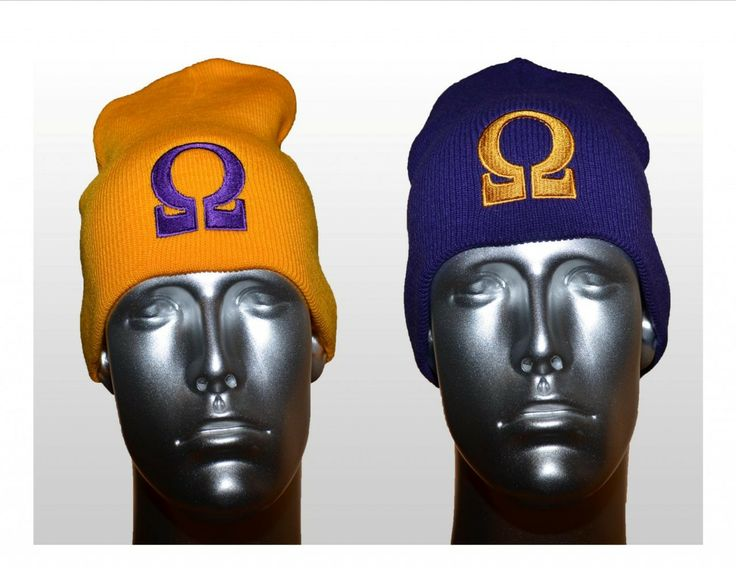 omega psi phi belt winter hats | OMEGA PSI PHI WINTER HAT - Greek Kulture