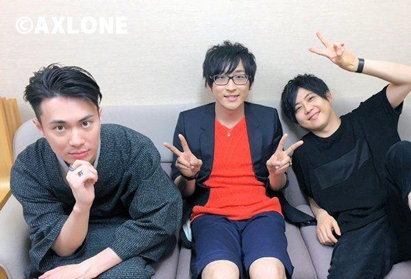 Suzuki Tatsuhisa , Yuki Kaji & Takuma Terashima