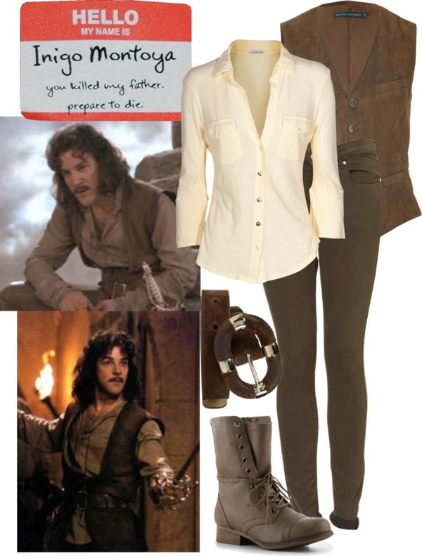 """Inigo Montoya Inspired"" by doggiegirlmad ❤ liked on Polyvore"