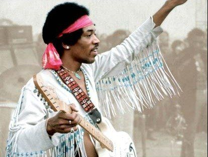 Jimi Hendrix 'Live at Woodstock' to screen in theaters - Los ...