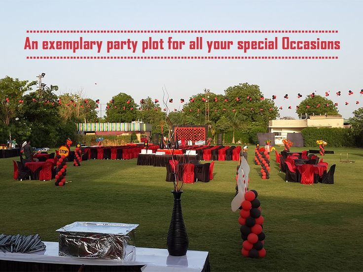Exemplary party plot for your special occasions @ #TheGreenPearl. Address: Pakvan to Sp Ring road, Sindhu Bhavan road, Bodakdev Contact: 9998887325 #PartyPlot #BanquetHalls #CityShorAhmedabad
