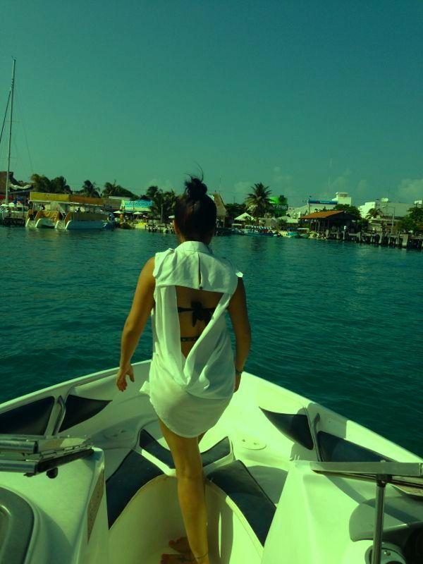 ISLA MUJERES, Cancun Quintana Roo
