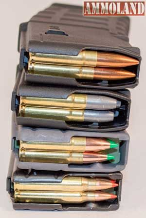 300 Blackout cartridges