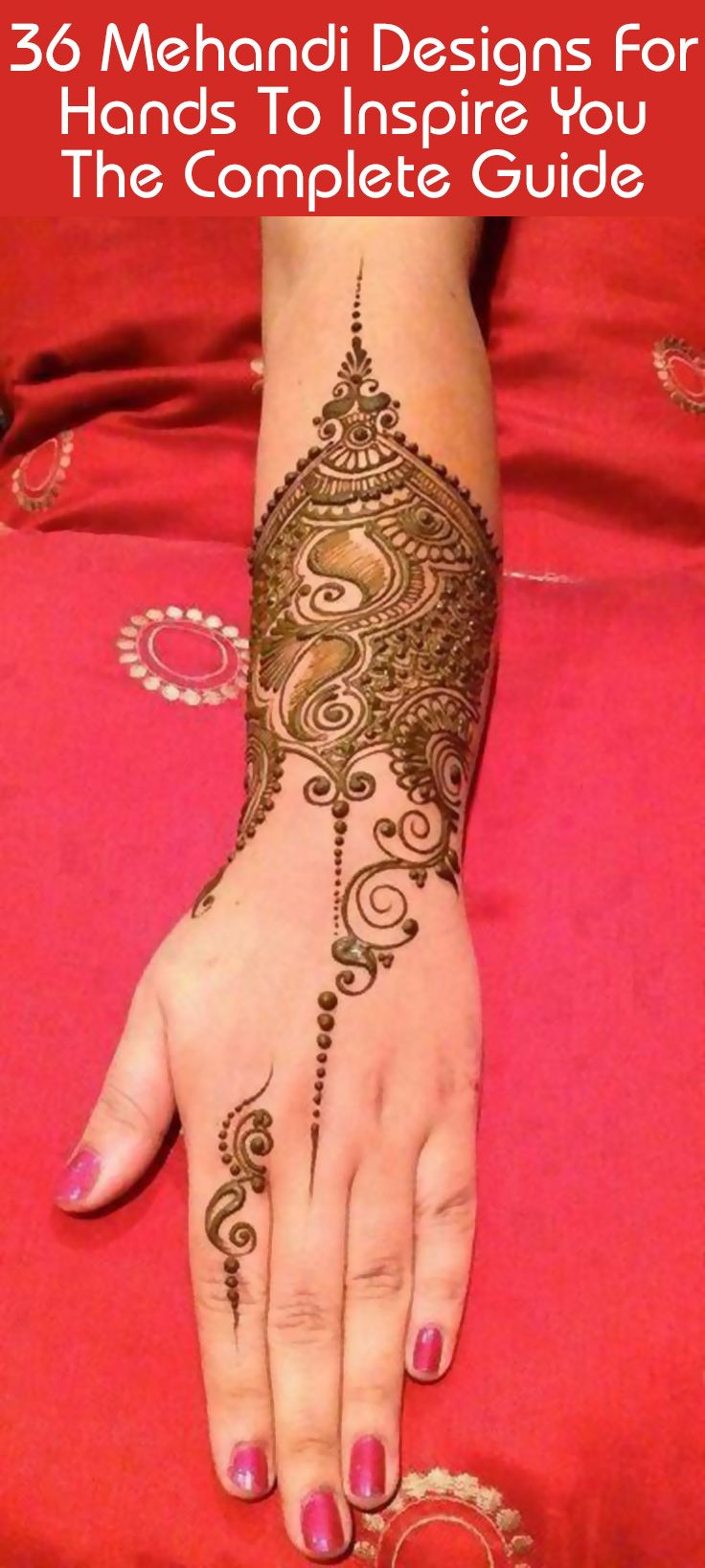 Elegant Wrist Cuff Henna Design: 41 Best Henna Wrist Cuffs Images On Pinterest