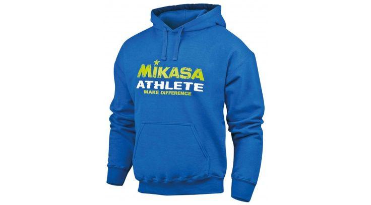 Mikasa pulóver kapcnival és kenguru zsebbel több színben férfi MT532