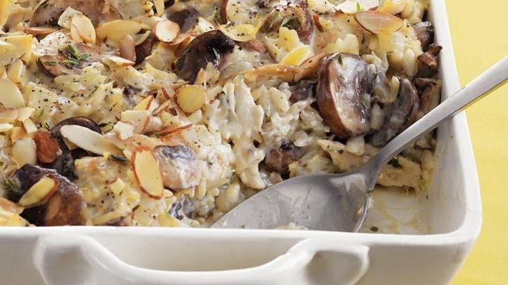 ... on Pinterest | Artichokes, Chicken corn chowder and Mushroom casserole