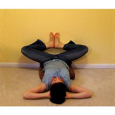 Yoga sequence for tension headaches... I have chronic tension headaches and get rebound headaches after too many painkillers. These poses help with blood flow to the neck