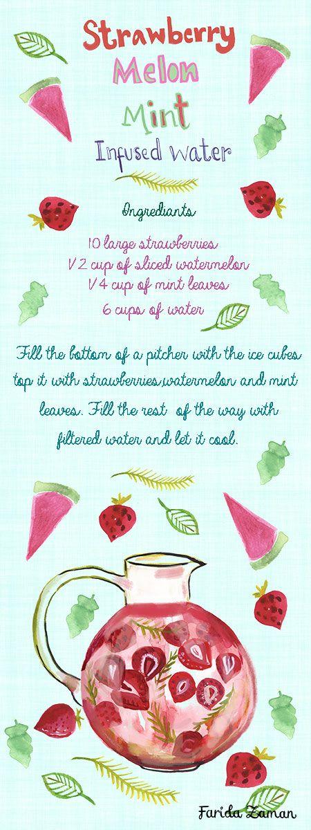 Smoothis recipe.