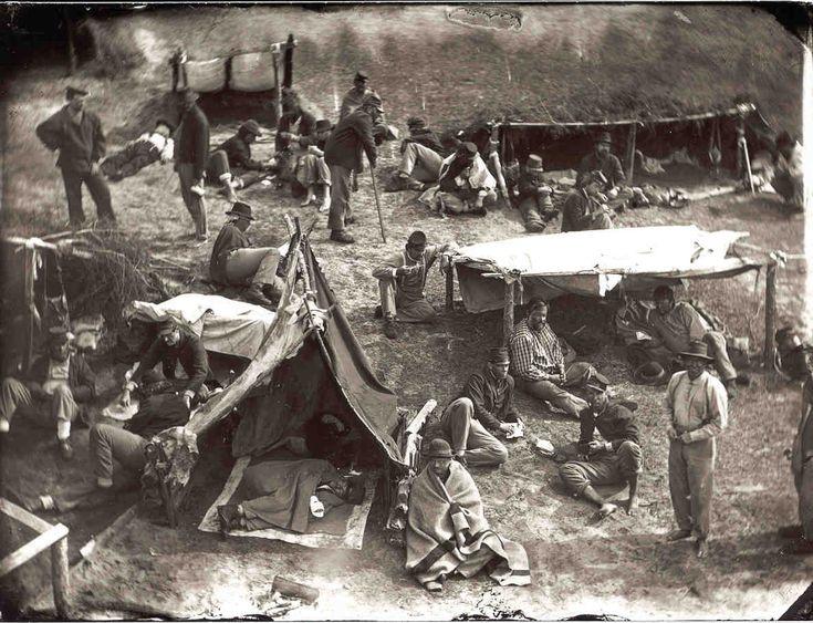 US Slave:& Ghosts of Andersonville's Prisoner of War Camp & Point Look out  Prison Camp. Scotland Md.