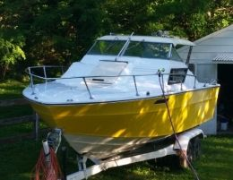 1973 SRV 220 OV Sport Fishing Boat by mrdjflores http://www.boatbuilds.net/sport-fishing-boat-1973-srv-220-ov-build-by-mrdjflores