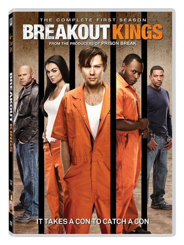 """Breakout Kings: The Complete First Season"" is difficult to watch. It's extremely violent, it involves criminal activity, there's foul language, and it bears mentioning again, it's really violent. Now that I've warned you about the disturbing parts, I'll tell you what is enjoyable about it."