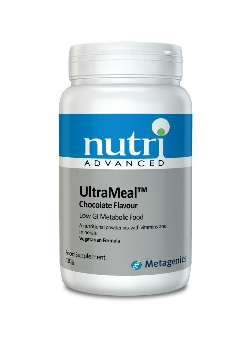 Nutri Advanced - UltraMeal, Low GI Metabolic Food, 630 grams