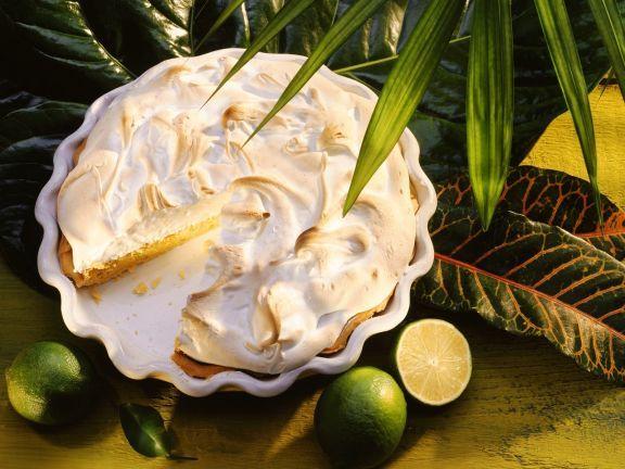 Baiser-Limettenkuchen ist ein Rezept mit frischen Zutaten aus der Kategorie Kuchen. Probieren Sie dieses und weitere Rezepte von EAT SMARTER!