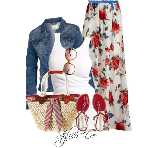 17 Best ideas about Floral Maxi Skirts on Pinterest | Maxi skirts ...