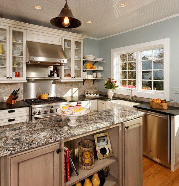 30 Modern Kitchen Design Ideas: 30 Best Whitewashed Paneling Images On Pinterest