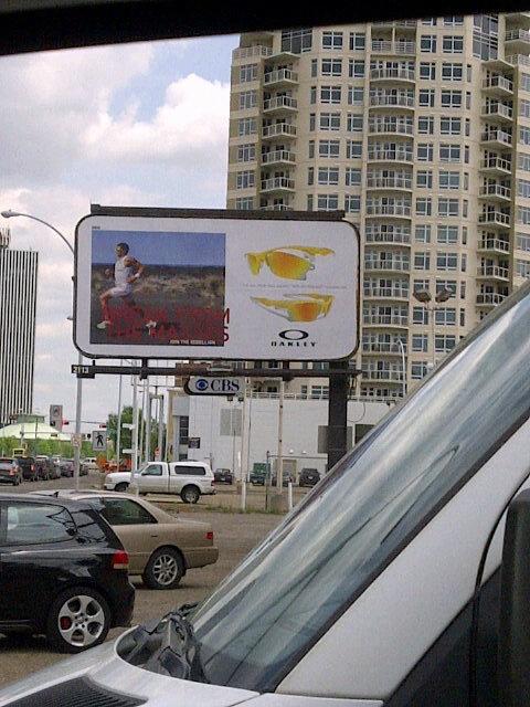 Terenzo World Wide Oakley Ad Campaign