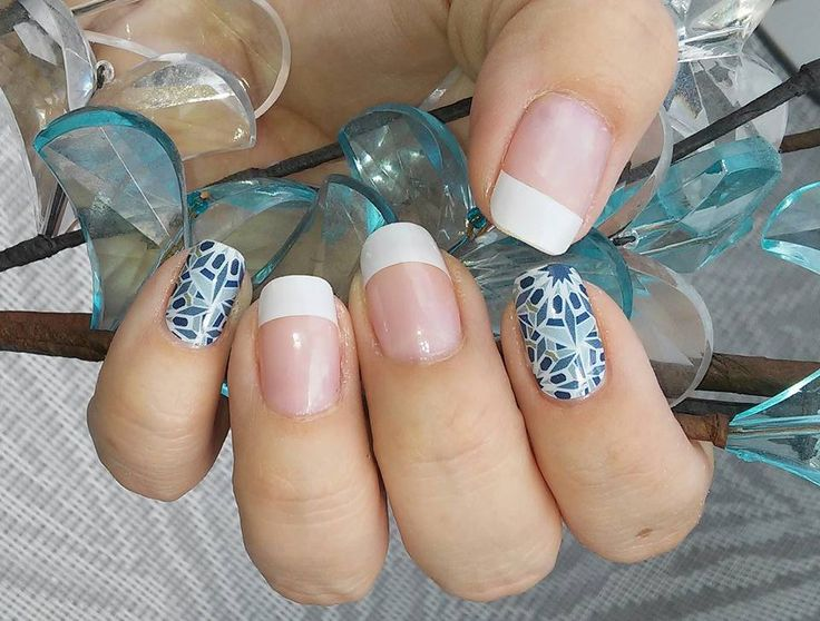 Awesome Jamberry On Acrylic Nails Ensign - Nail Art Design Ideas ...