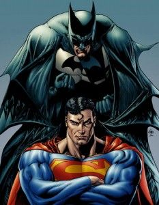 Batman and Superman - United