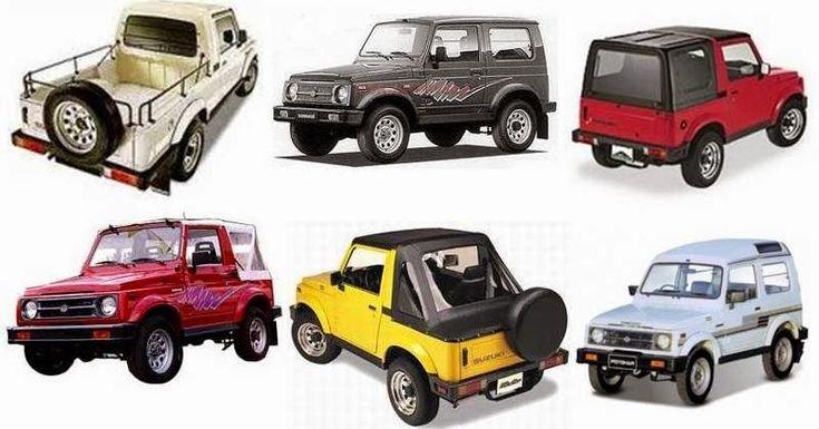 Inilah Koleksi Gambar Foto Modifikasi Mobil Jeep Suzuki Katana Jimny Terbaru Yang Keren Keren Untuk Inspirasi Anda Modifikasi Mobil Mobil Jeep