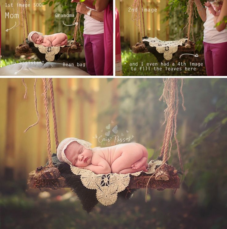 Newborn Photography Guide | Newborn Composites