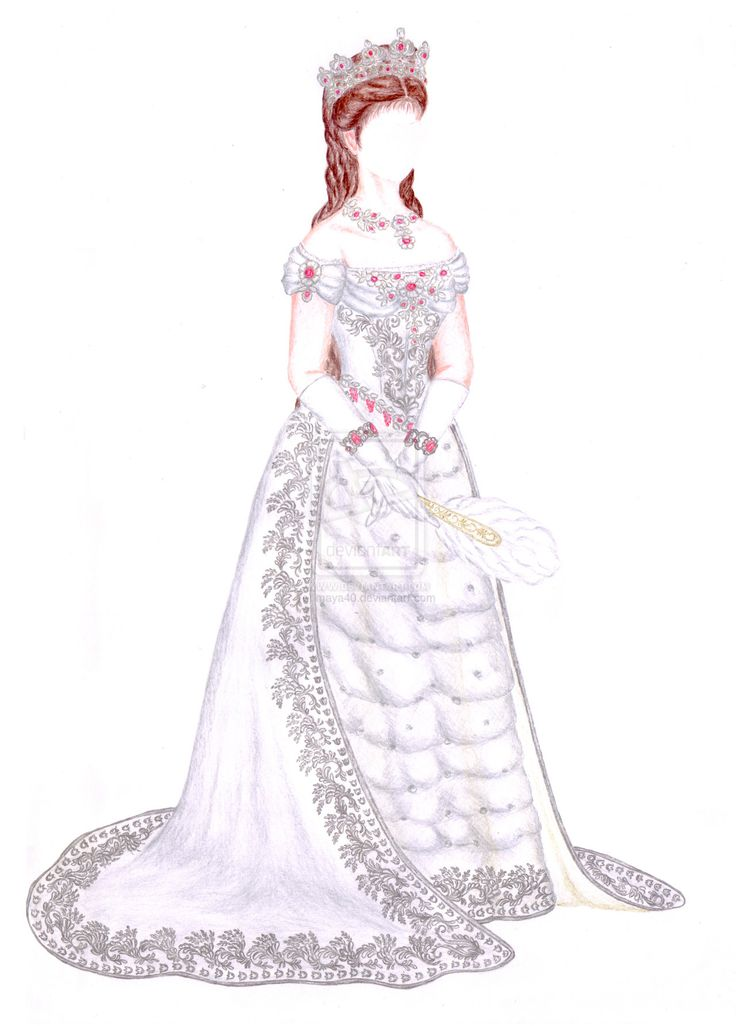 25 anniversary of wedding gown by on for Dress for 25th wedding anniversary