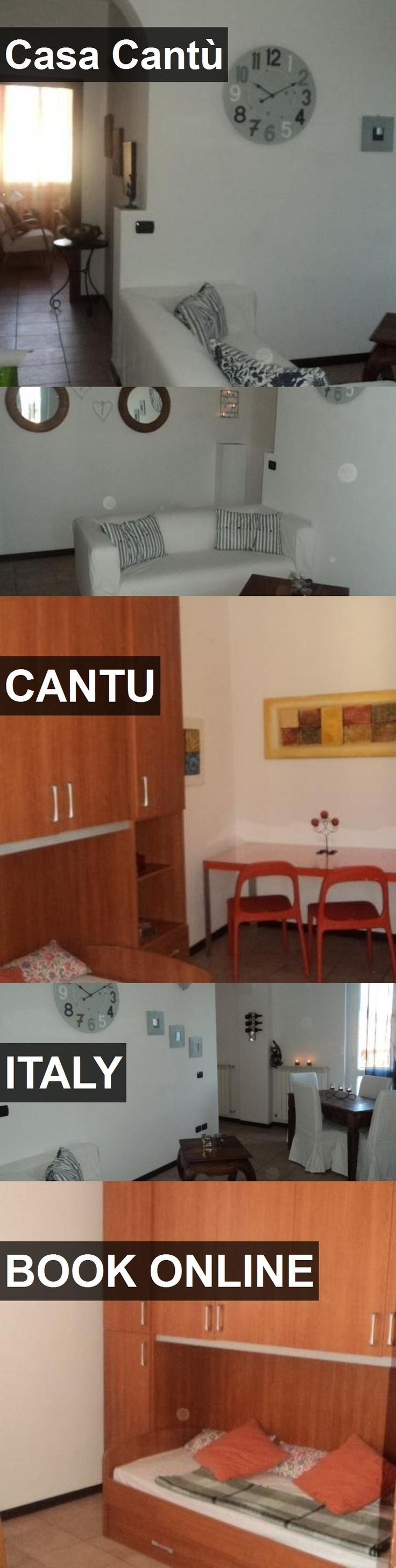 Hotel Casa Cantù in Cantu, Italy. For more information, photos, reviews and best prices please follow the link. #Italy #Cantu #travel #vacation #hotel