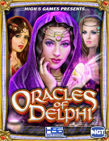 Oracles of Delphi - Slot Game by H5G
