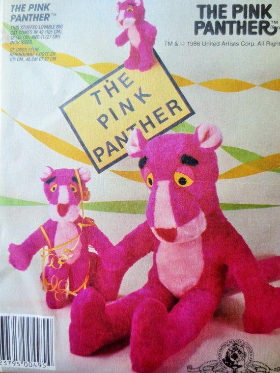 40 best Vintage Stuffed Toy Patterns images on Pinterest | Stuffed ...