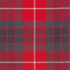 The Tartans of the Highland Frasers - Clan Fraser Plaid
