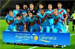 EQUIPOS DE FÚTBOL: ARSENAL DE SARANDÍ contra Independiente 12/06/2013