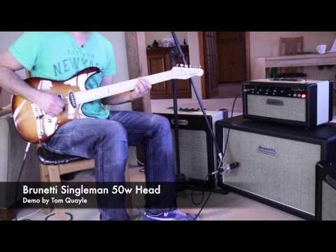 Brunetti Singleman H, 50w,15w,2W head