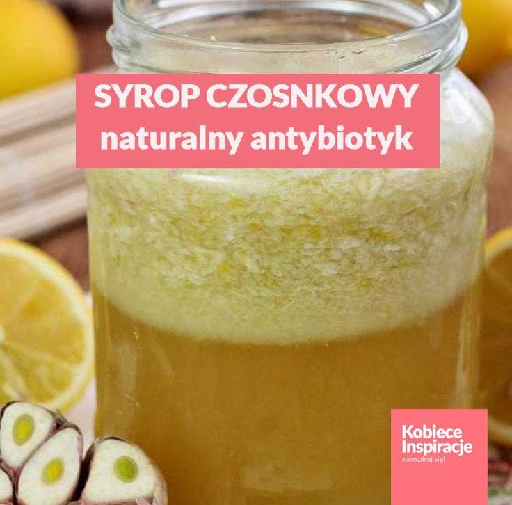 Naturalny antybiotyk – syrop czosnkowy [video]