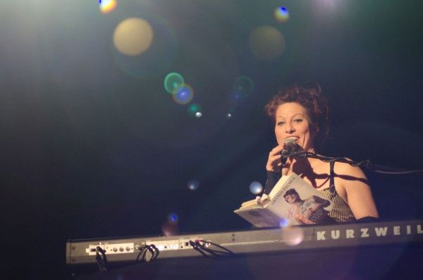 Hippies and Ukuleles For The Win: An Evening with Amanda Palmer in Portland | Photo by Chelsea Gaya