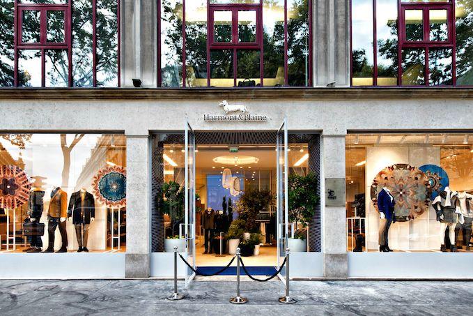Harmont & Blaine a Parigi: l'inaugurazione della boutique | Cosa Mi Metto??? - Fashion Blog