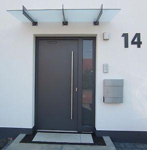 Hausnummer-Anthrazit-RAL-7016-XXL-Zahl-25-cm-oder-30-cm-hoch