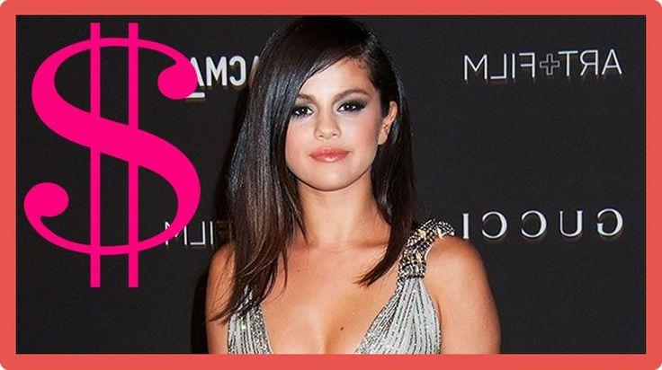 Selena Gomez Net Worth #SelenaGomezNetWorth #SelenaGomez #celebritypost