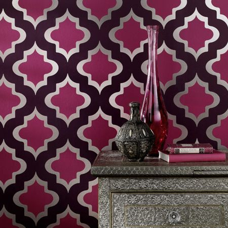 Couture Wallcoverings, Clarke U0026 Clarke...more Vinyl, But There Are Some