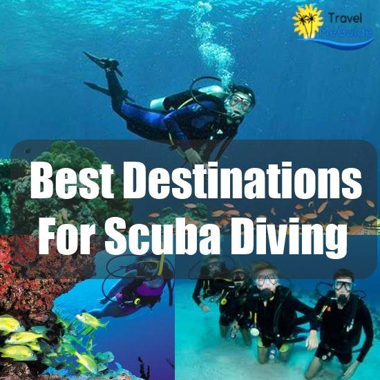 Best Destinations For Scuba Diving