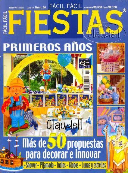 Revistas de manualidades Gratis: Revista Fiestas