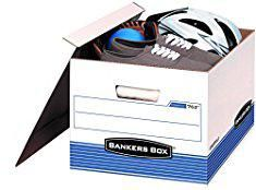 Storage Boxes With Lid. Bankers Box Stor/File Medium-Duty Storage Boxes with Lift-Off Lid, Letter/Legal, 20 Pack (0076315).  #storage #boxes #with #lid #storageboxes #boxeswith #withlid