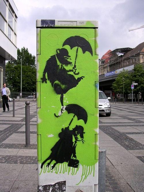 banksy street art in berlin berlin pinterest banksy street art and street. Black Bedroom Furniture Sets. Home Design Ideas