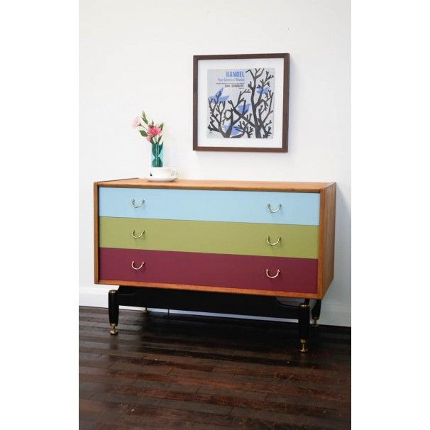 G Plan chest of drawers | Johnny Moustache | Vintage And Contemporary Furniture & Homewares