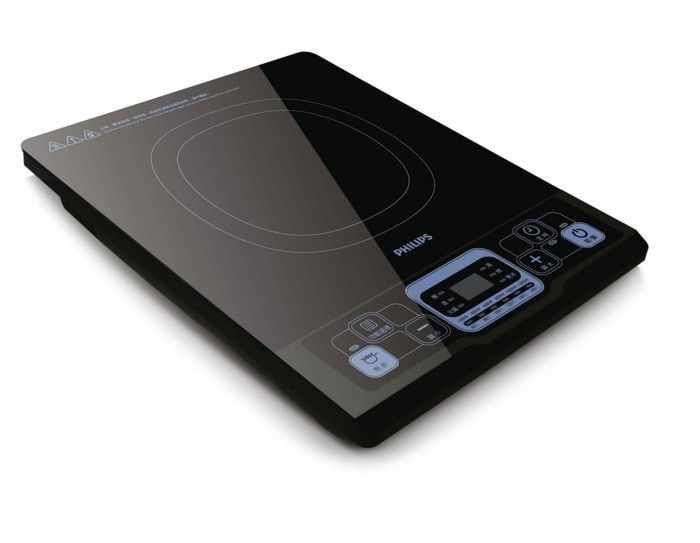 Induction cooker from well known manufacturer