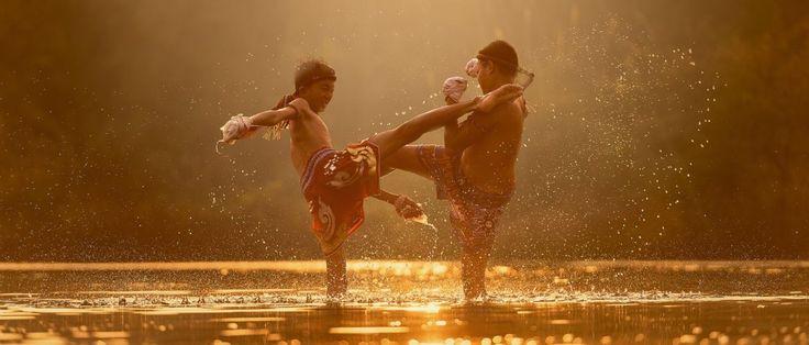 Муай тай  (Тайский бокс)