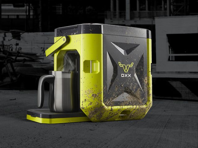 The world's first ruggedized coffee brewer built to perform in the toughest places.