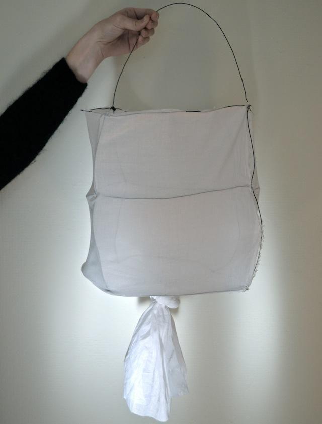 DIY finished Koushi Lamp